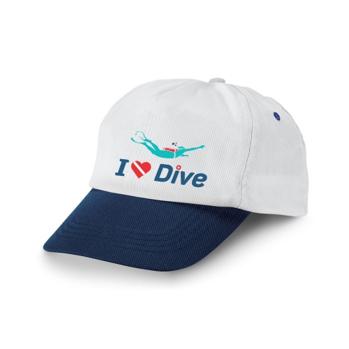 Cap Scuba Diving Gift Ideas - I Love Dive