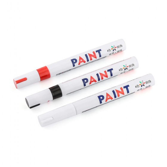 Mark Paint Marker to Mark Scuba Diving Gear