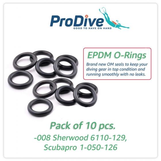 EPDM Scuba Diving O-Rings -008