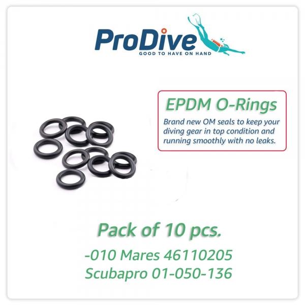 EPDM Scuba Diving O-Rings -010