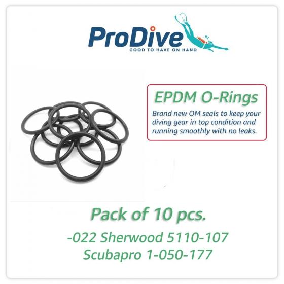 Scuba Diving O-Rings  -022 Regulator piston ring