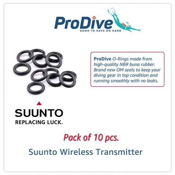 Suunto Wireless Transmitter Interface O-Rings